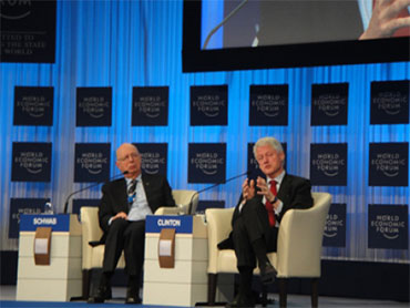 Davos 2011: The Syrians transferring experiments and conveying reform