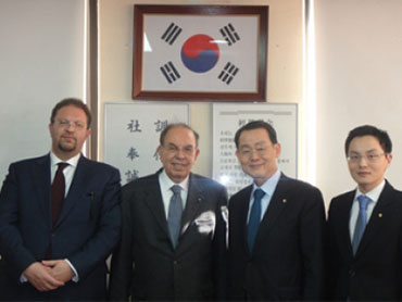 A visit to ICC-Korea